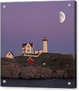 Nubble Light Acrylic Print by Christian Heeb