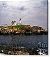 Nuble Lighthouse Acrylic Print