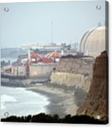 Nuclear Generating Station Acrylic Print