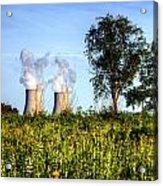 Nuclear Hdr4 Acrylic Print