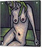 Nude 1 - 2010 Series Acrylic Print