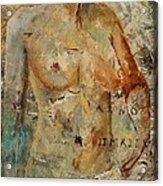 Nude 453130 Acrylic Print
