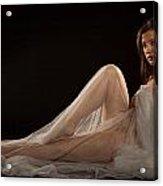 Nude 497 Acrylic Print