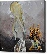 Nude 573111 Acrylic Print
