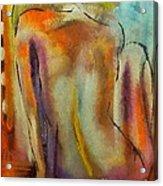 Nude IIi Acrylic Print