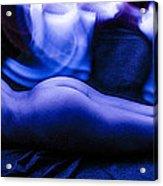 Nude Light Painting 2 Acrylic Print