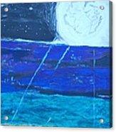 Nuestra Luna Acrylic Print
