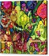 Number Viii Acrylic Print