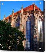 Nuremberg Cathedral Acrylic Print