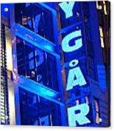 Ny Gard Acrylic Print