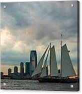Nyc Pirates Acrylic Print