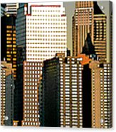 Nyc - Tower Jungle Acrylic Print