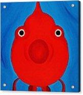 O Fish Acrylic Print