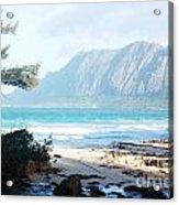 Oahu Sight Acrylic Print