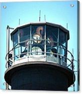 Oak Island Lighthouse Beacon Lights Acrylic Print