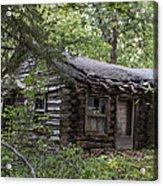 Oak Lodge Acrylic Print