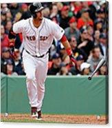 Oakland Athletics V Boston Red Sox Acrylic Print