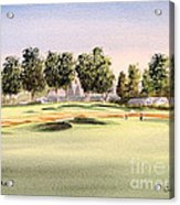 Oakmont Golf Course 14th Acrylic Print