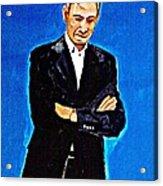 Obama 2011 Acrylic Print