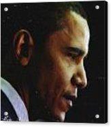 Obama1 Art Acrylic Print