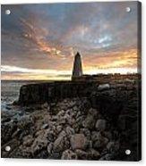 Obelisk Monument  Acrylic Print by Ollie Taylor