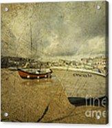 Oberda At St Ives  Acrylic Print