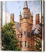 Oberlin College Acrylic Print