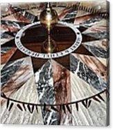 Giant Pendulum Acrylic Print
