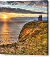 O'brien's Tower Ireland Acrylic Print