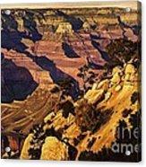 Observation Point Acrylic Print