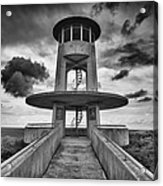 Observation Tower Acrylic Print