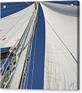 Obsession Sails 2 Acrylic Print