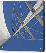 Obsession Sails 7 Acrylic Print