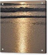 Obx Summer Sunrise Acrylic Print