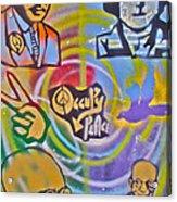 Occupy 4 Peace Acrylic Print