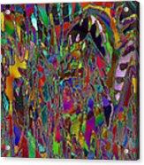 Ocd Nightmares Acrylic Print