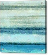 Ocean 4 Acrylic Print
