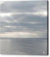 Ocean And Sky #1 Acrylic Print