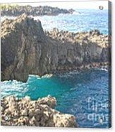 Ocean Arch Acrylic Print
