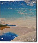 Ocean Beach Acrylic Print