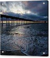 Ocean Beach Pier 4 Acrylic Print