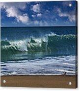 Ocean Blue Morning 2 Acrylic Print