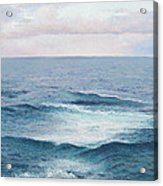 Ocean By Jan Matson Acrylic Print