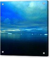 Ocean Calm Acrylic Print