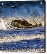 Ocean City Surf's Up Acrylic Print