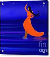 Ocean Dancer Acrylic Print