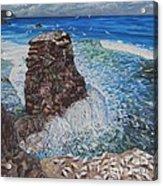 Ocean Dream Acrylic Print