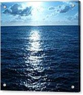 Ocean Fall Acrylic Print