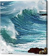 Ocean Majesty Acrylic Print