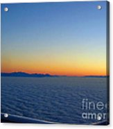Ocean Of Cloud 2 Acrylic Print